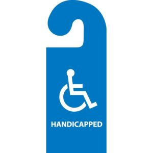 Vehicle-Hang-Tag-Handicapped-8-25X3-25
