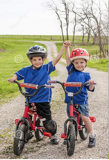 Kids' Bike Safety Rodeo Day