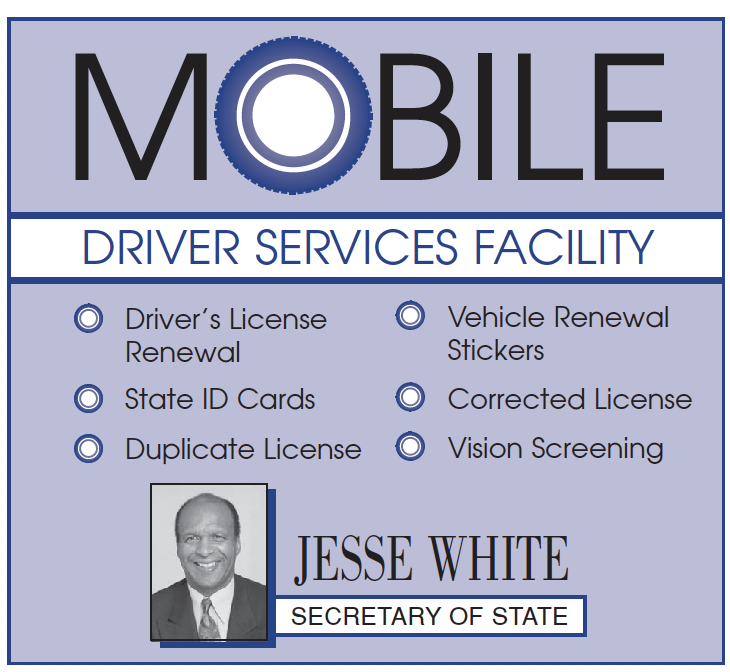 THE SECRETARY OF STATE MOBILE EVENT WAS A HUGE SUCCESS